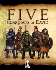 Five: Guardians of David Box Art