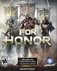 For Honor Cover Art