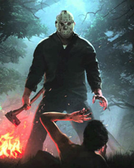Friday the 13th: The Game Cover Art