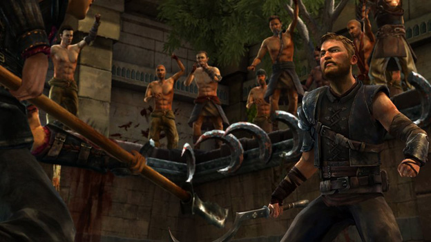 Telltale's Game of Thrones: Episode 5 - A Nest of Vipers  Screenshot