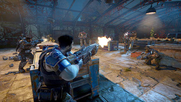 Gears of War 4 Screenshot