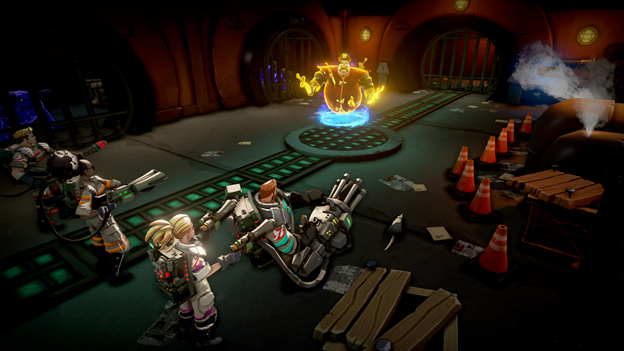 Ghostbusters Screenshot