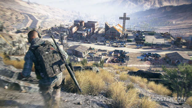 Tom Clancy's Ghost Recon: Wildlands Screenshot