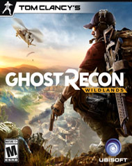 Tom Clancy's Ghost Recon: Wildlands Cover Art
