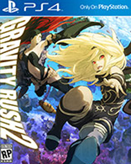 Gravity Rush 2 Cover Art