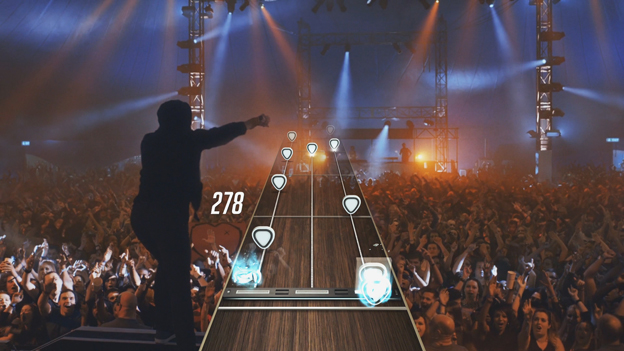 Guitar Hero Live Screenshot