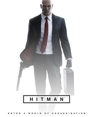 Hitman Box Art