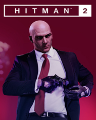 Hitman 2 Cover Art