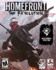 Homefront: The Revolution Box Art
