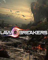 LawBreakers Cover Art
