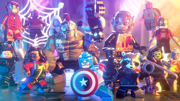 Lego Marvel 2 Review