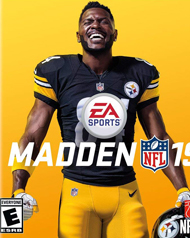 Madden NFL 19 Cover Art