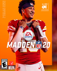 Madden NFL 20 Cover Art