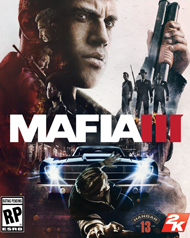 Mafia III Cover Art