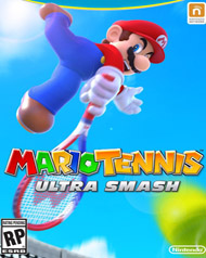 Mario Tennis: Ultra Smash Box Art