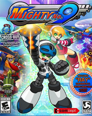 Mighty No. 9 Box Art