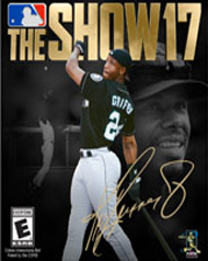MLB The Show 17 Cover Art