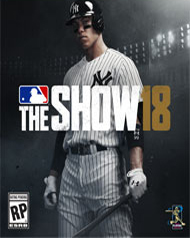 MLB: The Show 18 Cover Art