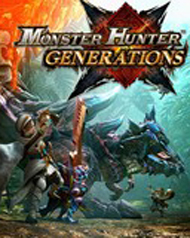 Monster Hunter Generations Cover Art