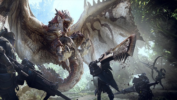 Monster Hunter: World Screenshot