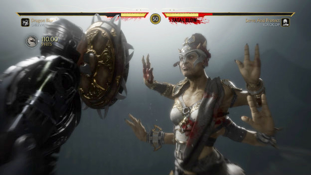 Mortal Kombat 11: Aftermath Screenshot