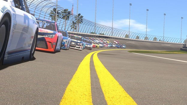 Nascar Heat Evolution Screenshot