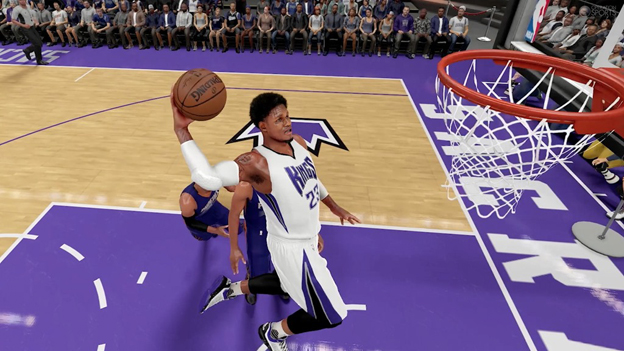 NBA 2K16 Screenshot