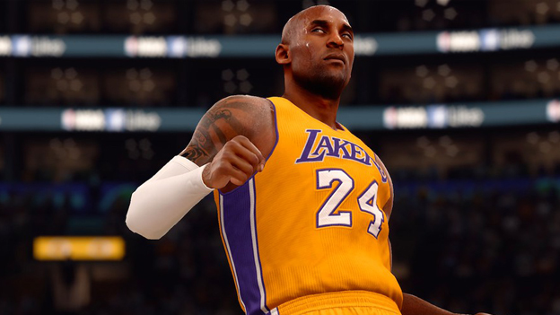 NBA Live 16 Screenshot