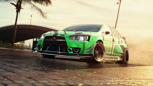 Need for Speed: Heat Screenshot