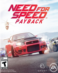 Need for Speed: Payback Cover Art