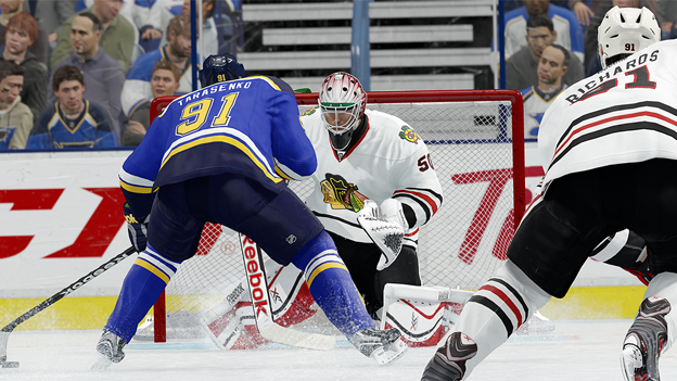 NHL 16 Screenshot