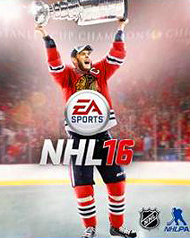 NHL 16 Box Art