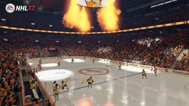 NHL 17 Screenshot