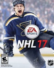 NHL 17 Cover Art