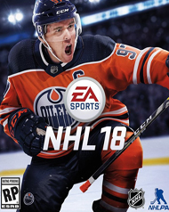 NHL 18 Cover Art