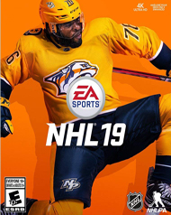 NHL 19 Cover Art