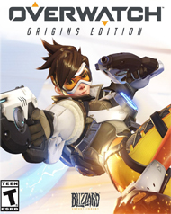 Overwatch Cover Art