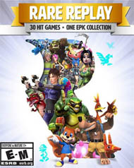 Rare Replay Box Art