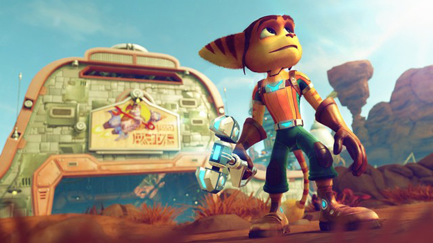 Ratchet & Clank is Back
