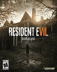 Resident Evil 7: Biohazard Cover Art