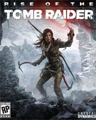 Rise of the Tomb Raider Box Art