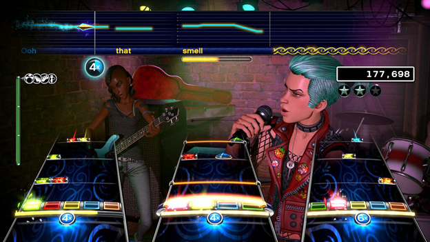 Rock Band 4 Screenshot