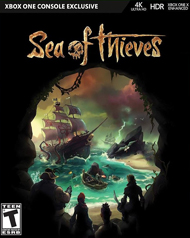 Sea of Thieves Cover Art