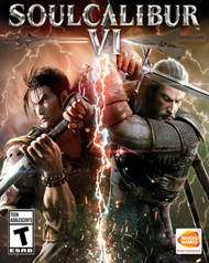 Soulcalibur VI Cover Art