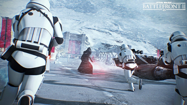 Star Wars: Battlefront II Screenshot