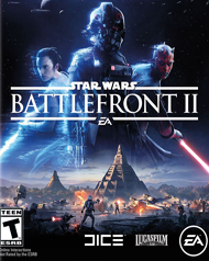 Star Wars: Battlefront II Cover Art
