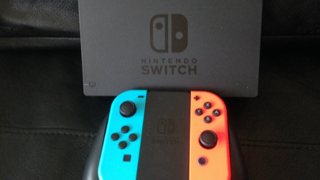 Nintendo Switch Screenshot