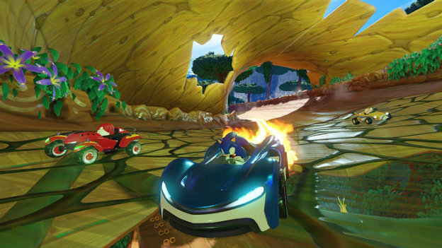 Team Sonic Racing Screenshot