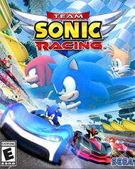 Team Sonic Racing Cover Art