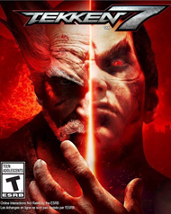 Tekken 7 Cover Art